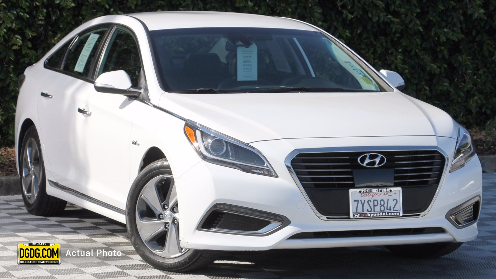 Certified Pre-Owned 2017 Hyundai Sonata Plug-In Hybrid Limited
