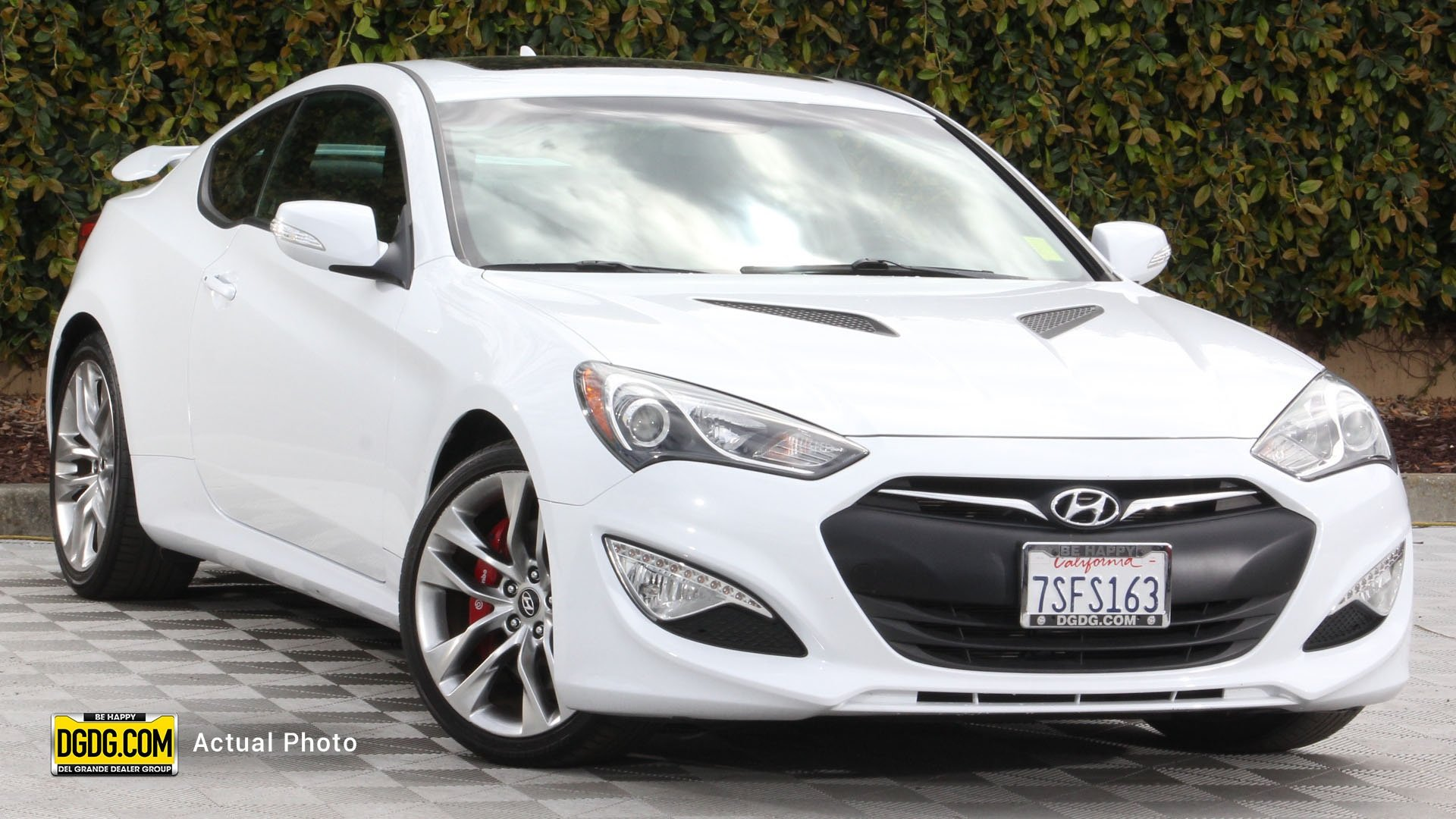Certified Pre Owned 2016 Hyundai Genesis Coupe 3 8 Ultimate