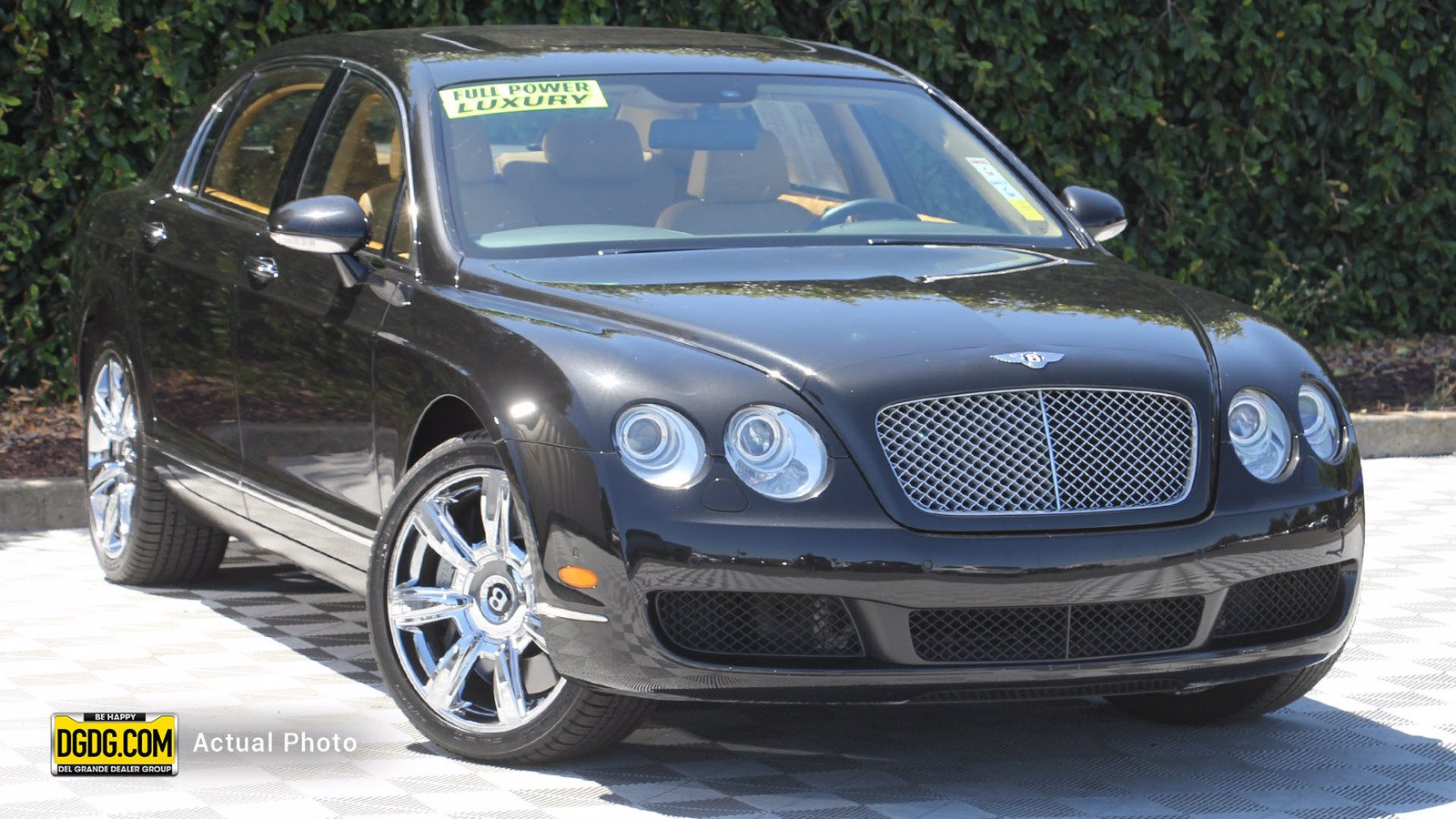 Pre-Owned 2006 Bentley Continental Flying Spur