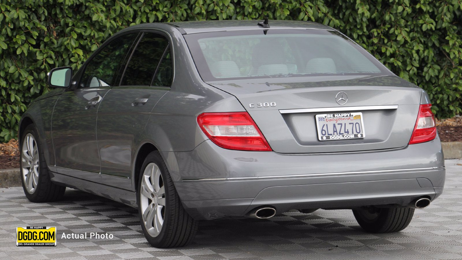 Pre-Owned 2008 Mercedes-Benz C-Class C 300