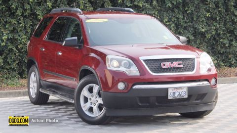 Pre-Owned 2009 GMC Acadia SLE-1
