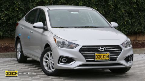 2019 Hyundai Accent SEL FWD 4dr Car