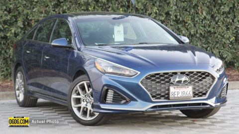 Certified Pre-Owned 2019 Hyundai Sonata Limited 2.0T