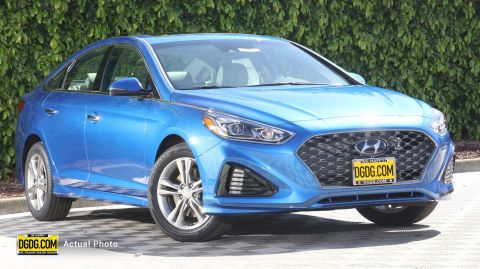 2019 Hyundai Sonata Limited FWD 4dr Car