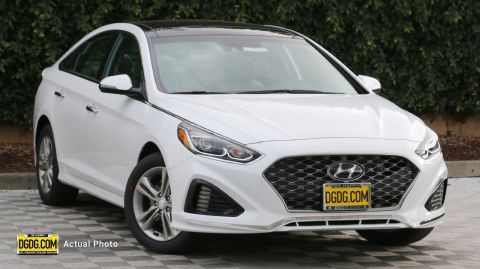 2019 Hyundai Sonata Limited With Navigation