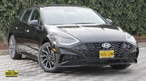 2020 Hyundai Sonata Limited With Navigation