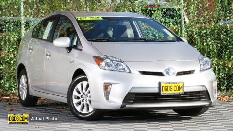 Pre-Owned 2012 Toyota Prius Plug-in