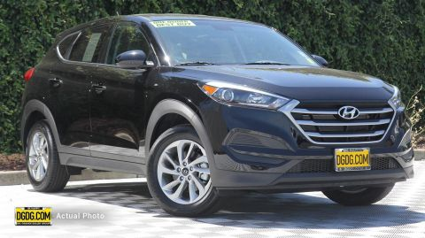 Certified Pre-Owned 2018 Hyundai Tucson SE