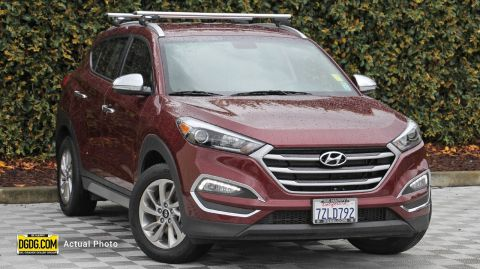 Certified Pre-Owned 2017 Hyundai Tucson SE Plus