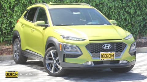 2019 Hyundai Kona Ultimate With Navigation