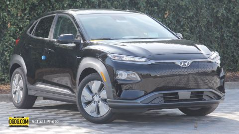 2020 Hyundai Kona EV Ultimate With Navigation