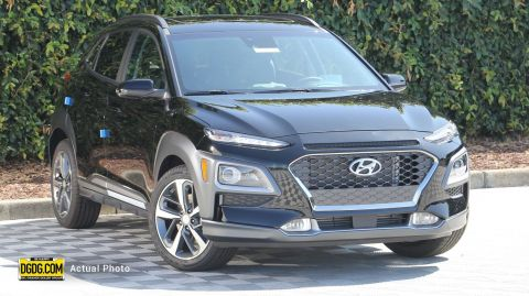 2020 Hyundai Kona Ultimate With Navigation & AWD