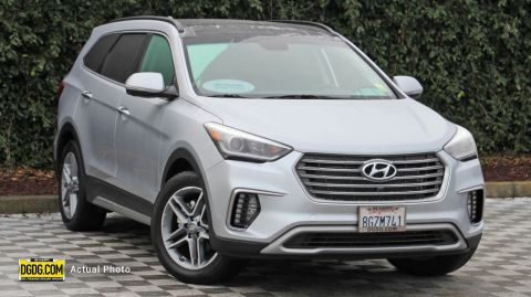 Certified Pre-Owned 2019 Hyundai Santa Fe XL Limited