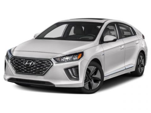 2020 Hyundai Ioniq Hybrid Limited With Navigation