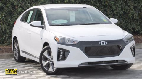Certified Pre-Owned 2019 Hyundai Ioniq EV Electric