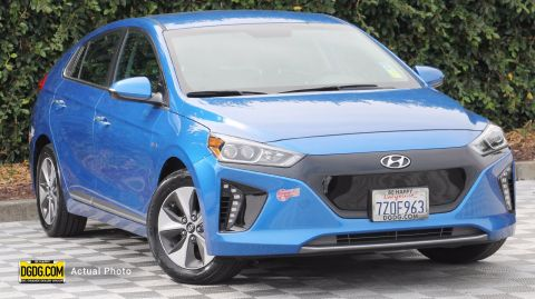 Certified Pre-Owned 2017 Hyundai Ioniq EV Limited
