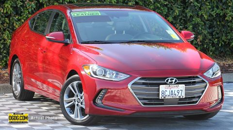Pre-Owned 2018 Hyundai Elantra Limited