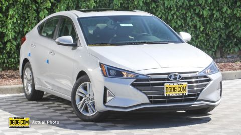2019 Hyundai Elantra Value Edition FWD 4dr Car