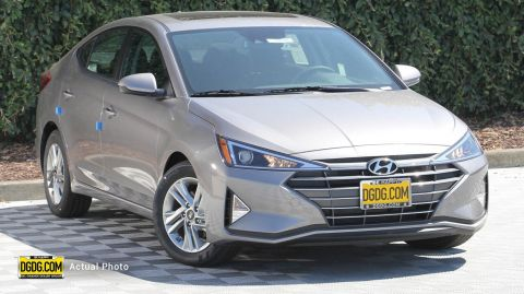 2020 Hyundai Elantra Value Edition FWD 4dr Car