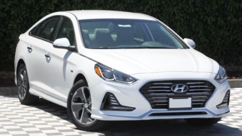 2019 Hyundai Sonata Plug-In Hybrid Base FWD 4dr Car