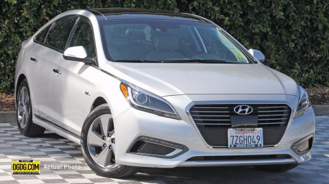 Certified Pre-Owned 2017 Hyundai Sonata Hybrid Limited