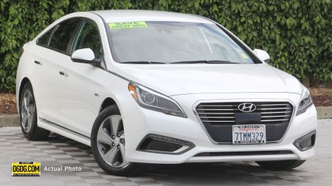 2016 Hyundai Sonata Plug-In Hybrid Limited FWD 4D Sedan