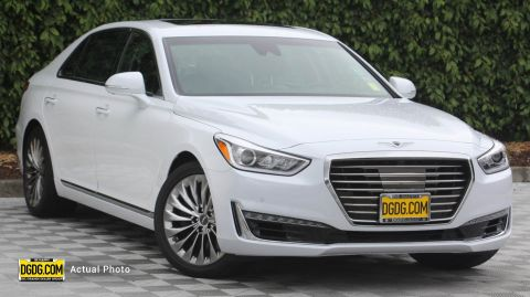 Pre-Owned 2019 Genesis G90 5.0 Ultimate