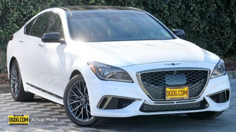 2018 Genesis G80 3.3T Sport With Navigation