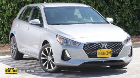 New 2020 Hyundai Elantra GT Base