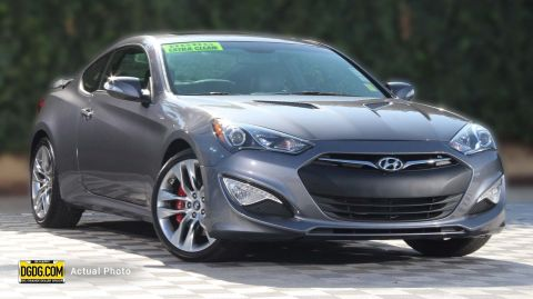 Certified Pre-Owned 2014 Hyundai Genesis Coupe 3.8 Ultimate