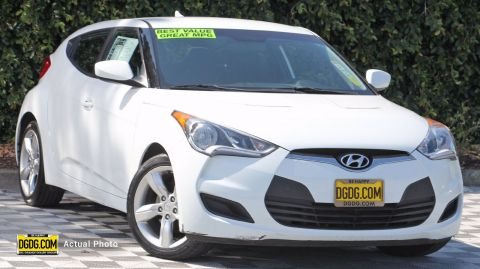 Pre-Owned 2015 Hyundai Veloster