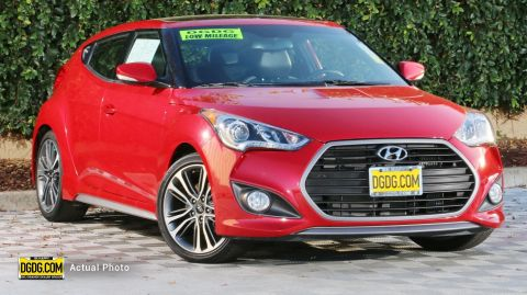 Certified Pre-Owned 2016 Hyundai Veloster Turbo