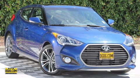 Certified Pre-Owned 2017 Hyundai Veloster Turbo