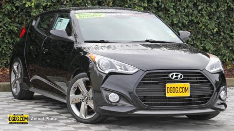 Pre-Owned 2015 Hyundai Veloster Turbo R-Spec