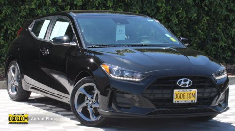 Certified Pre-Owned 2019 Hyundai Veloster 2.0