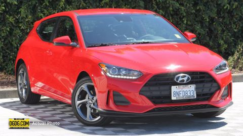 Certified Pre-Owned 2020 Hyundai Veloster 2.0