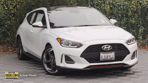 Certified Pre-Owned 2019 Hyundai Veloster Turbo