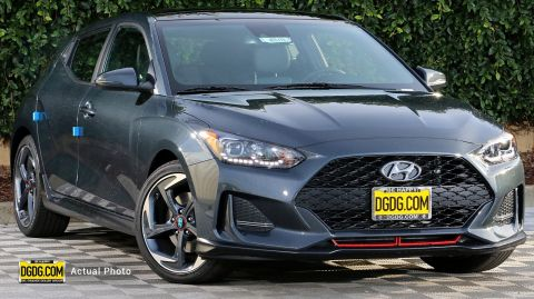 2019 Hyundai Veloster Turbo FWD 3dr Car