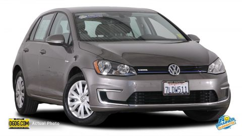 Pre-Owned 2015 Volkswagen e-Golf Limited Edition